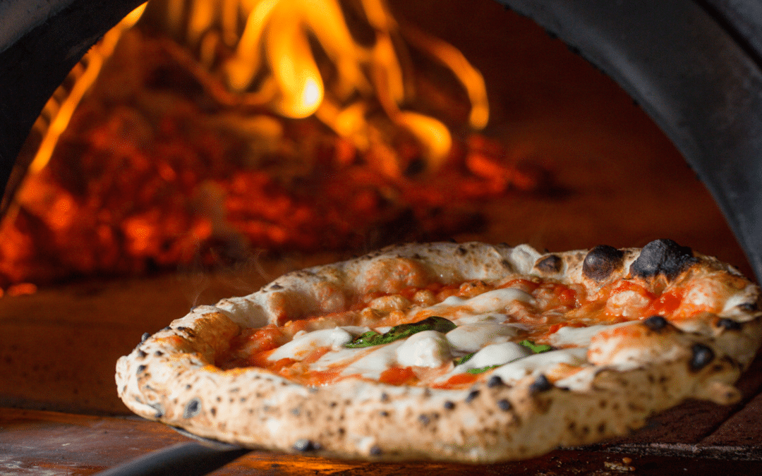What are the golden rules for a brilliant pizza method?