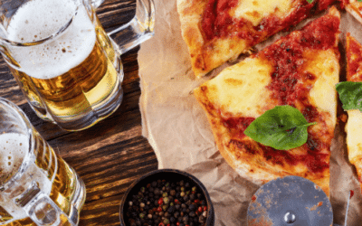 Perfect Beverage Pairings for your 3 Favourite Types of Pizzas!
